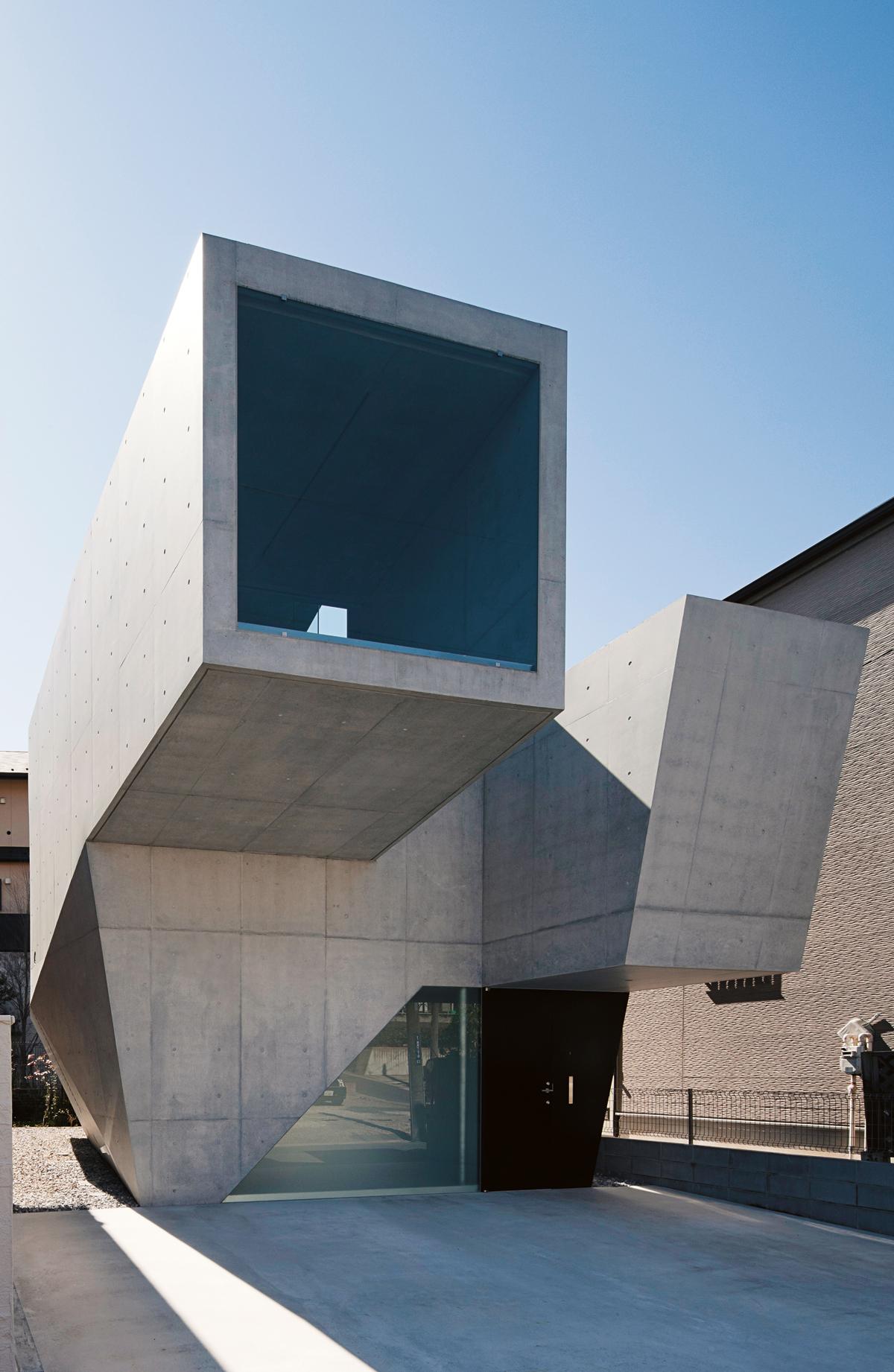 House in Abiko, Fuse Atelier, 2011, Abiko, Chiba Prefecture