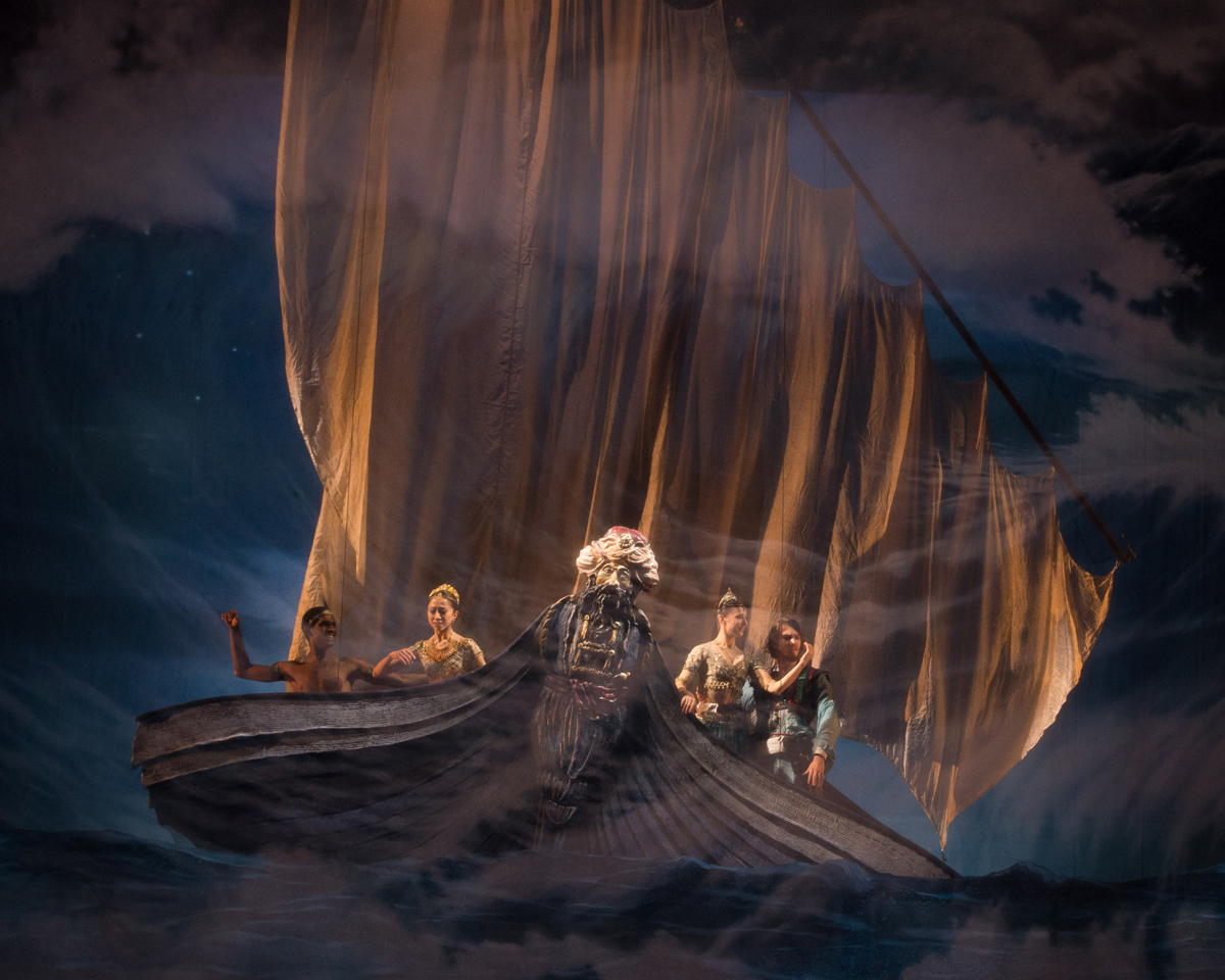 ENB's production of Le Corsaire. Photo: ASH