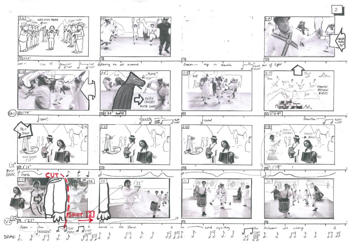 Stealing Sheep Storyboard p2