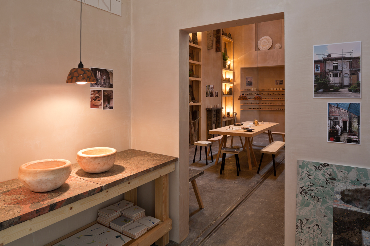 Assemble's A Showroom for Granby Workshop (2015)