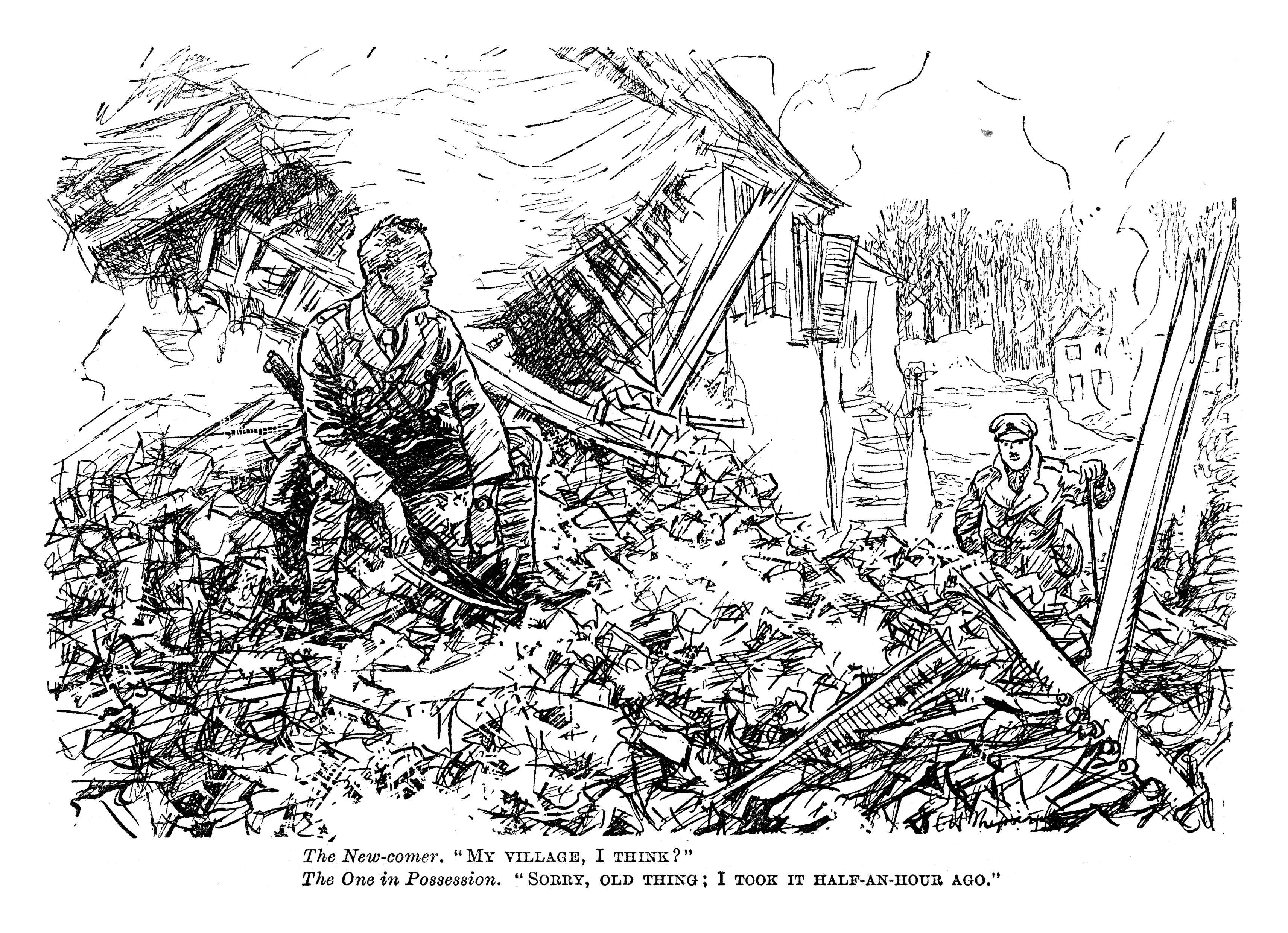 E.H. Shepard: An Illustrator's War