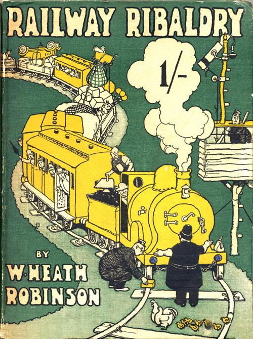 Front cover of book commissioned by Great Western Railway to celebrate its centenary in 1935