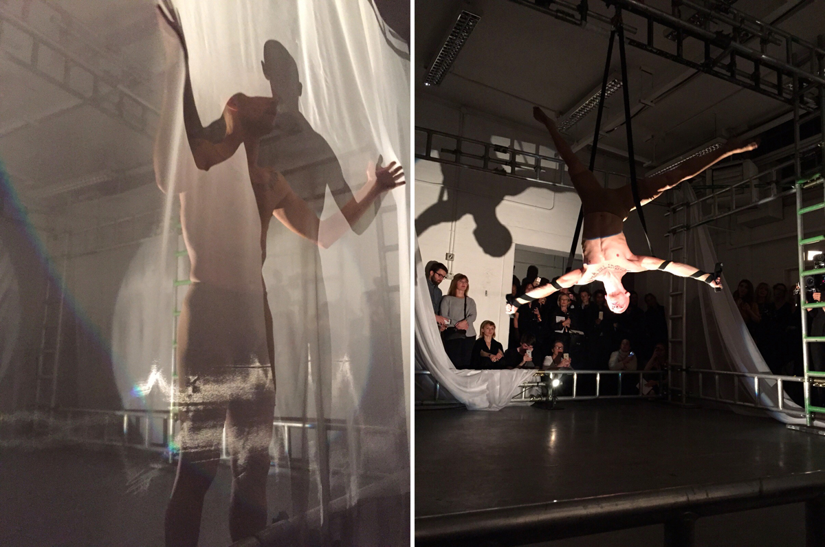 A Beautiful Darkness curated by Nick Knight and SHOWstudio (Photo: Antonia Wilson/CR)