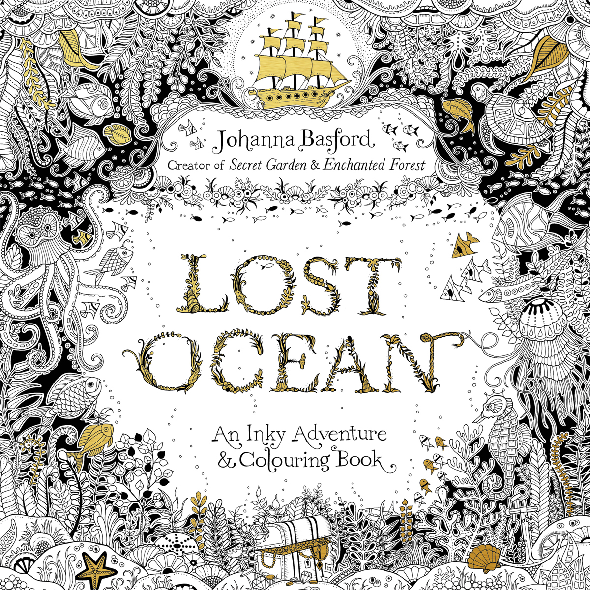 Cover Of Johanna Basfords New Book Lost Ocean