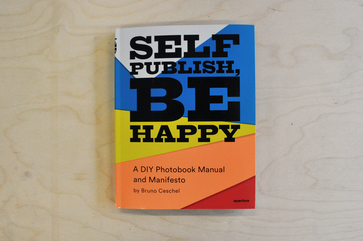 A guide to how to Self Publish, Be Happy