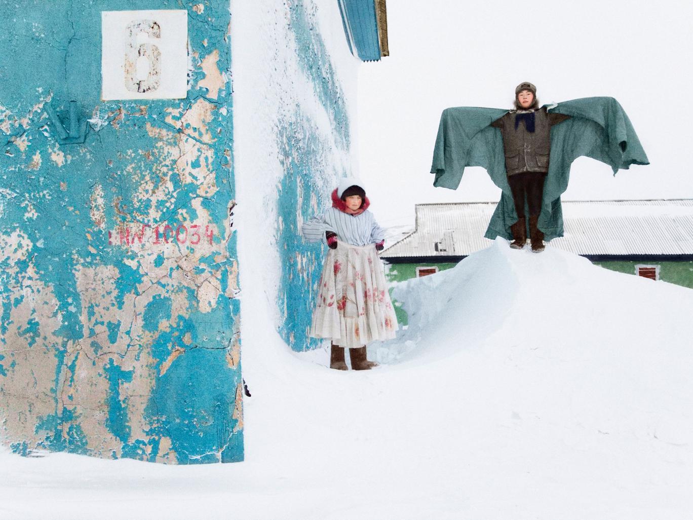 Exposure: Photographer Evgenia Arbugaeva