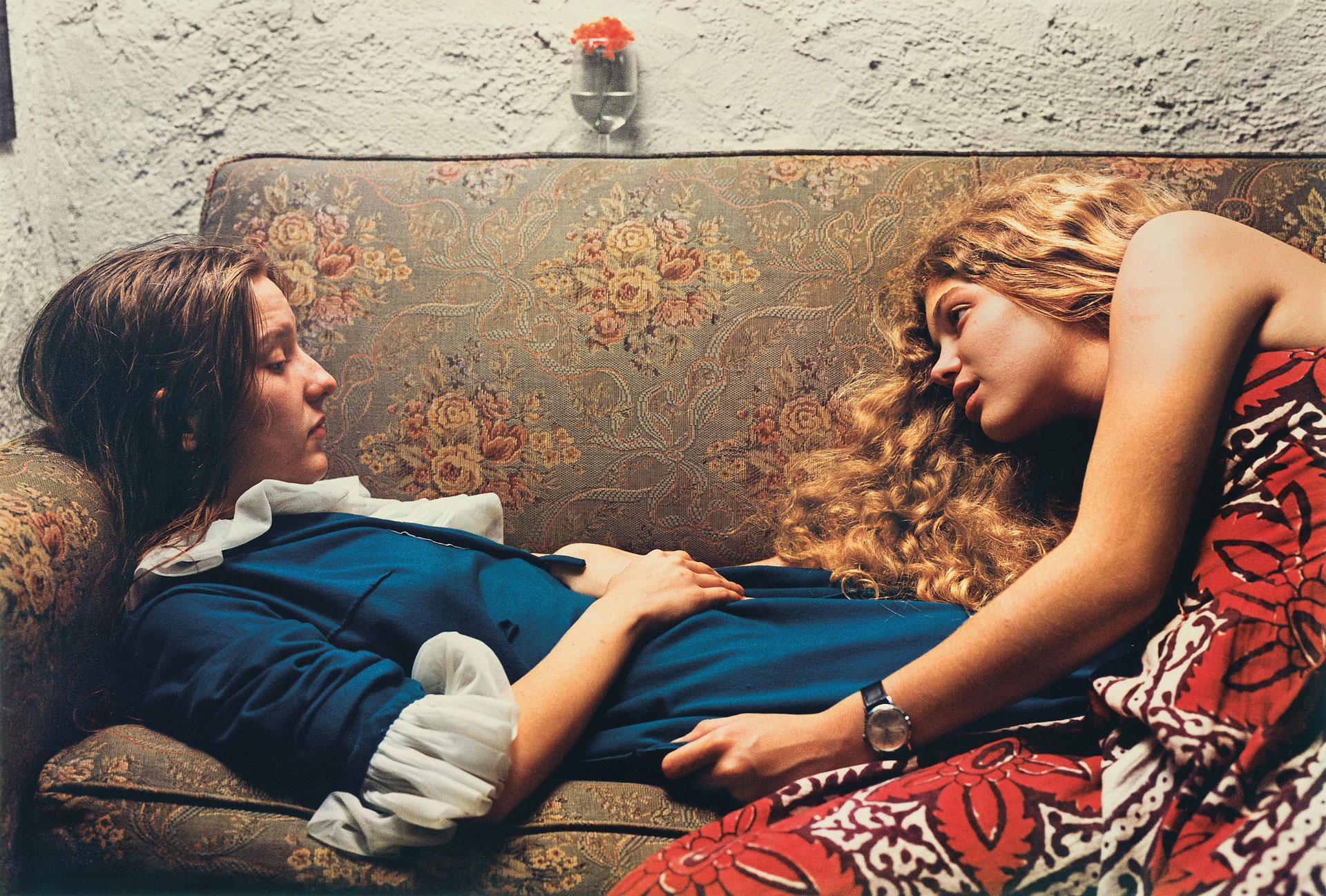 Untitled, 1974, William Eggleston portraits