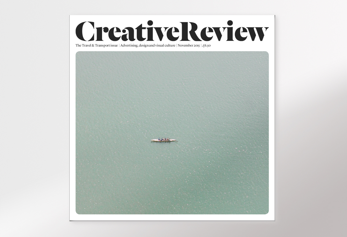The November issue of CR. Cover image: Rich Stapleton