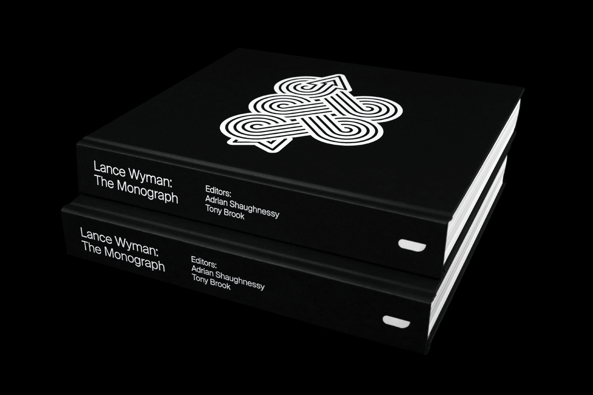 Lance Wyman: The Monograph is published by Unit Editions and designed by Spin