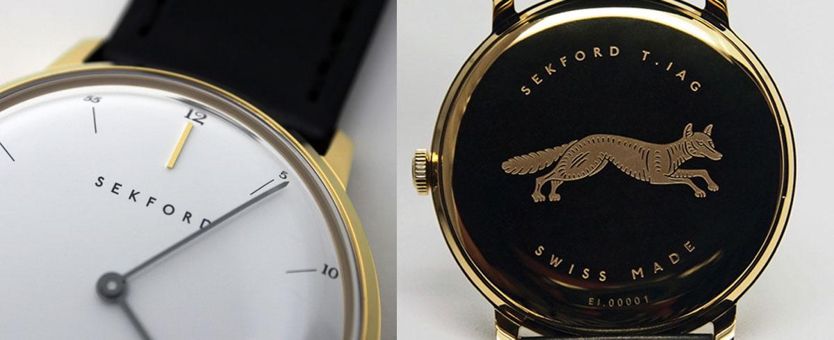 Sekford: a new watch brand from Port co-founder Kuchar Swara