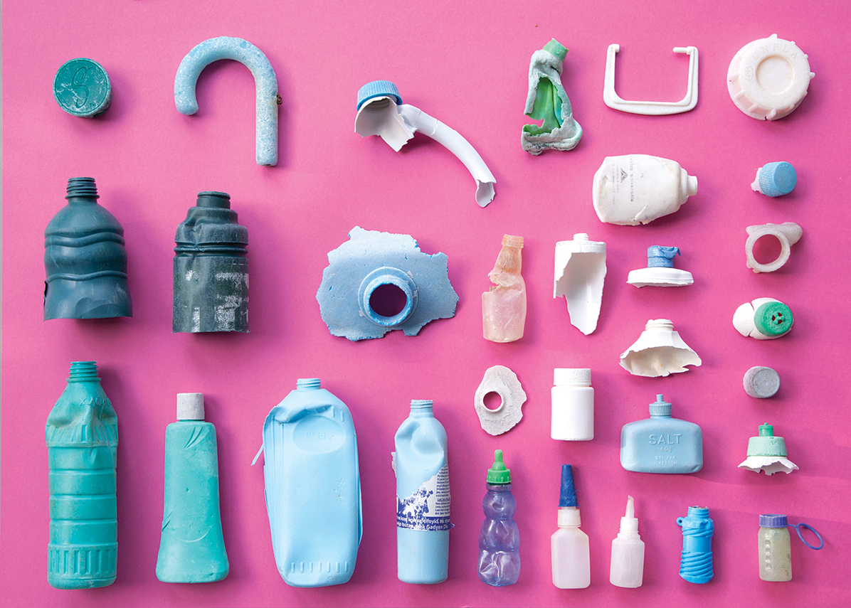 Tackling the world's plastic problem