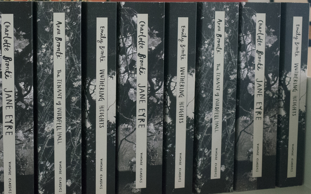 Collected editions of the new Brontë series