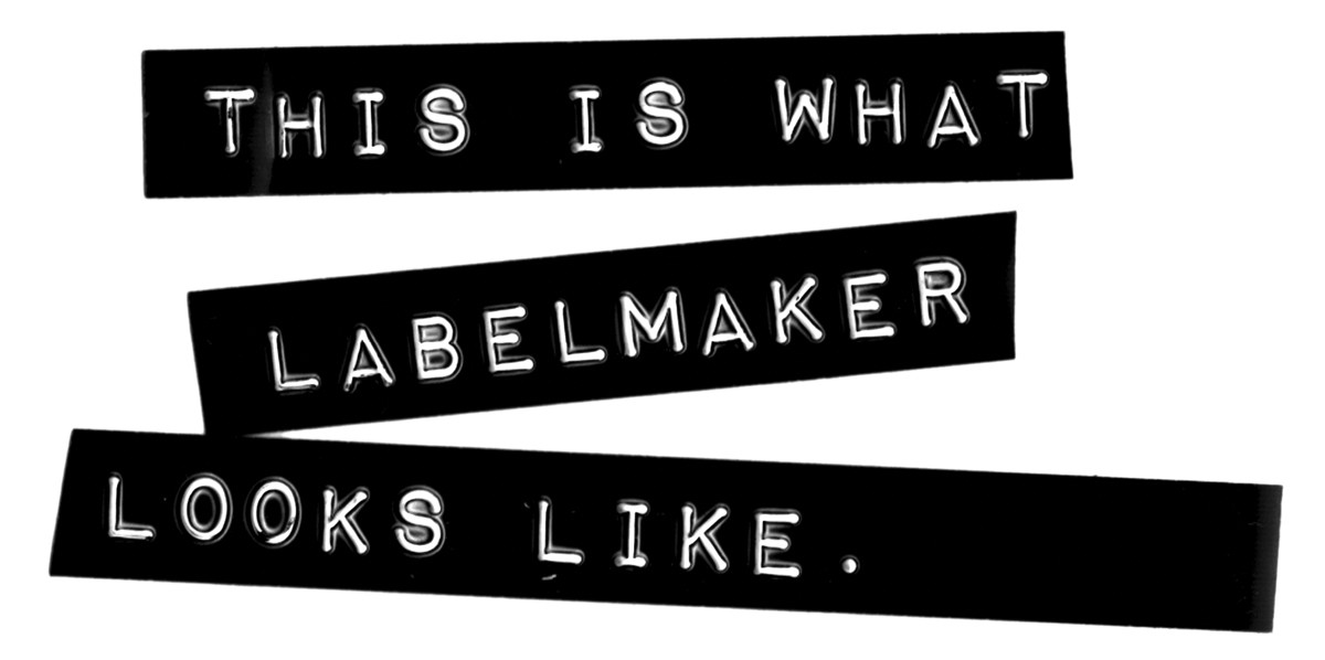 LabelMaker – the punk upstart that went corporate