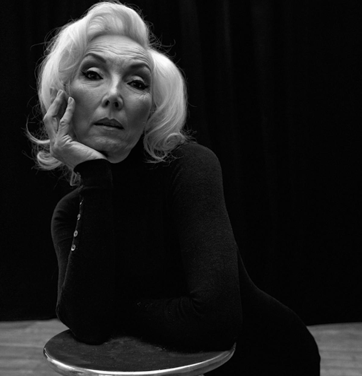 Photograph of Mrs Robinson Management model 'Valerie', by Natalia Lipchanskaya