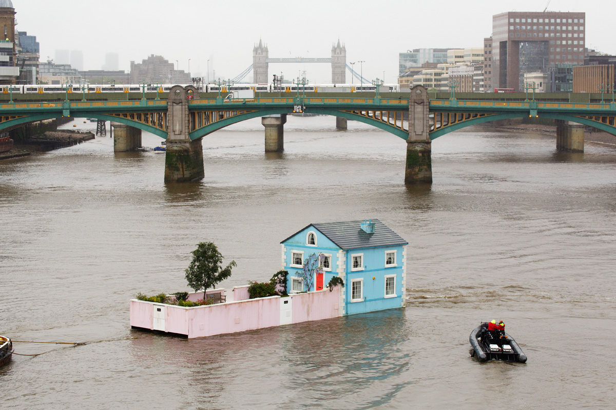 Photograph by Martin Parr, courtesy of Airbnb