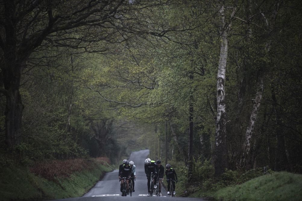 """""""We wanted to get to people who were already cycling and running and encourage them to do it more"""". Image: Strava"""