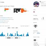 Professional cyclist Andre Greipel's Strava profile