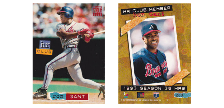 1994 Topps Stadium Club Baseball Series 1, from http://apacktobenamedlater.blogspot.co.uk/2015_07_01_archive.html