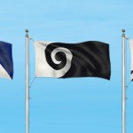 The five shortlisted design proposals for New Zealand's new flag