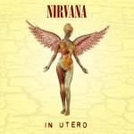 Cover of Nirvana's In Utero album, 1993. Art director: Robert Fisher