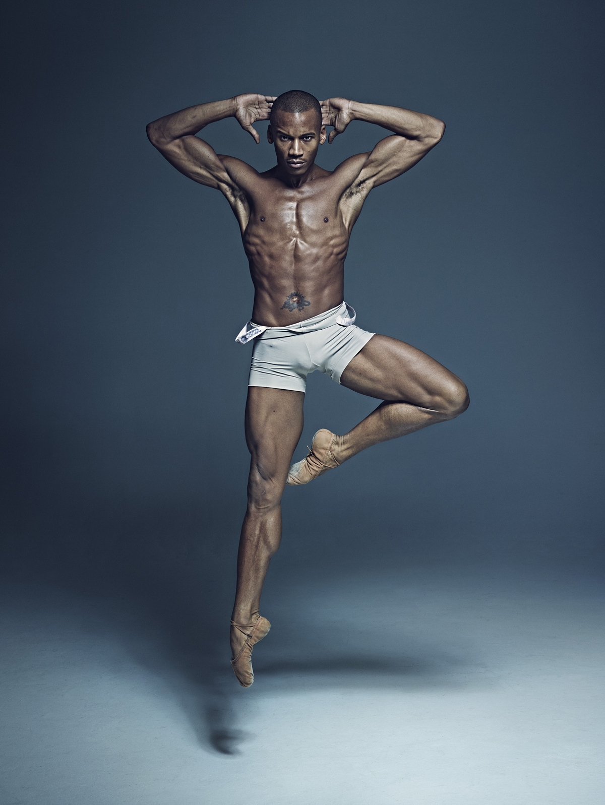 Eric Underwood, soloist of The Royal Ballet