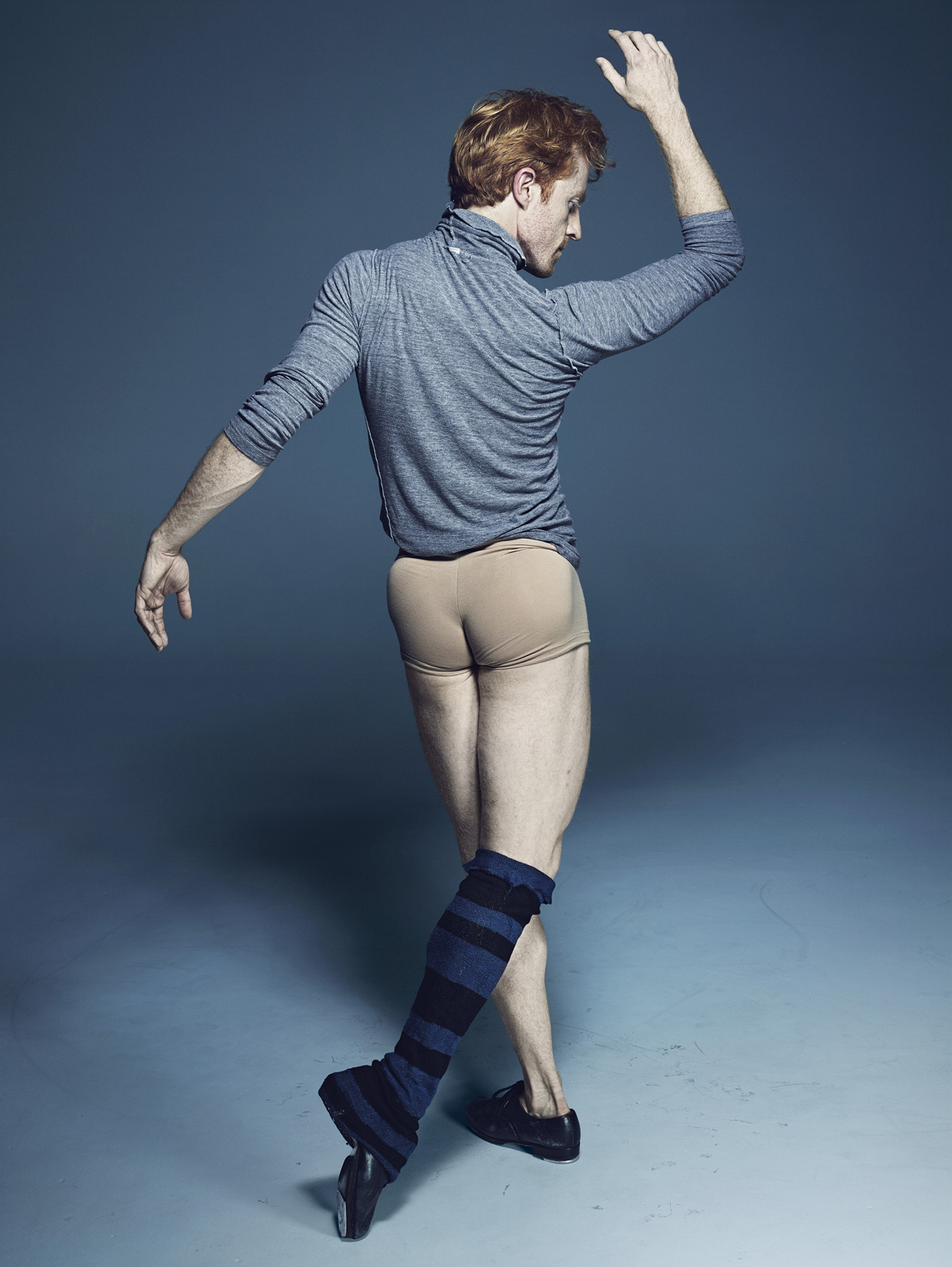 Steven McRae, principal of The Royal Ballet