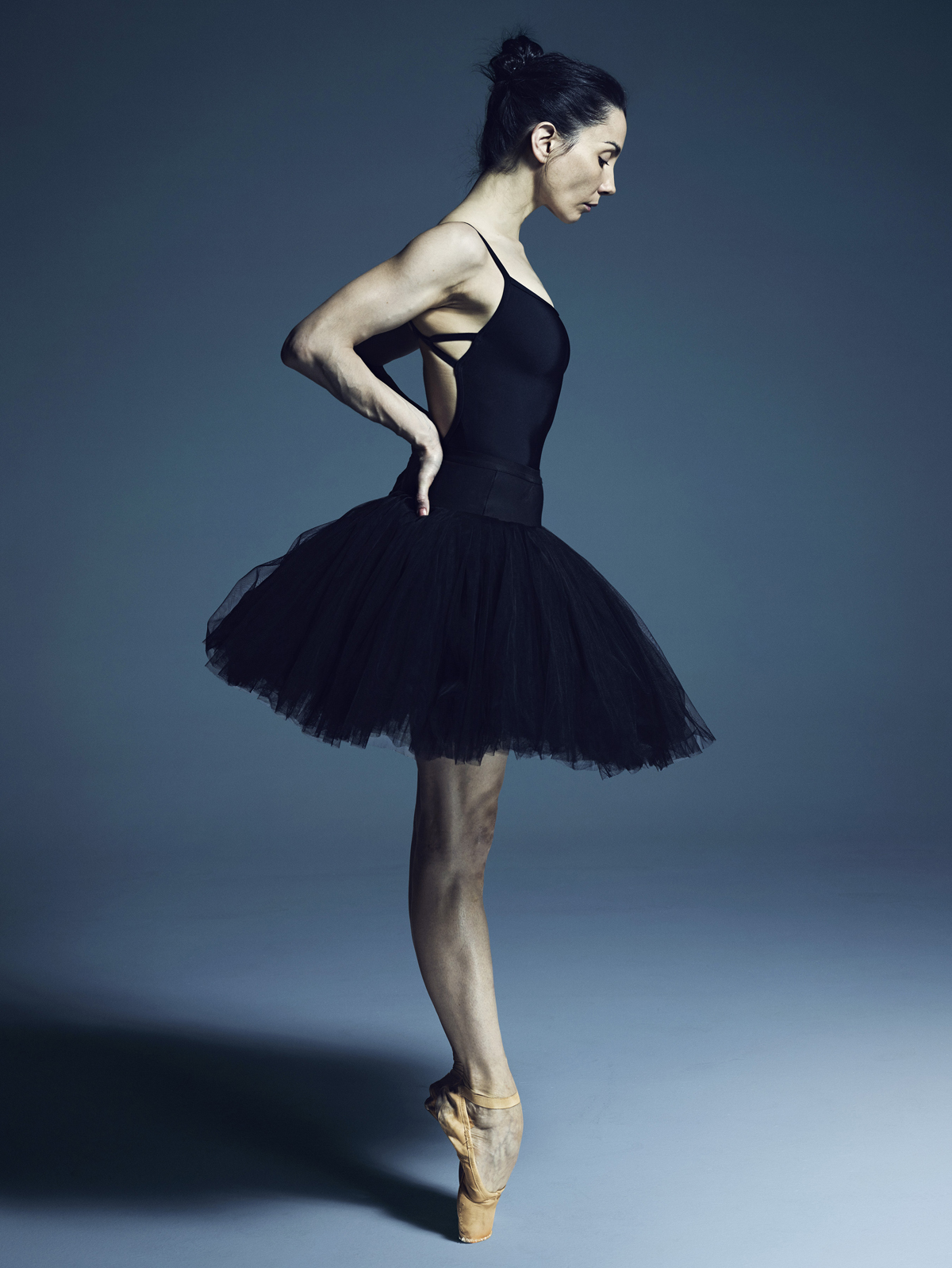 Tamara Rojo, artistic director and principal of the English National Ballet
