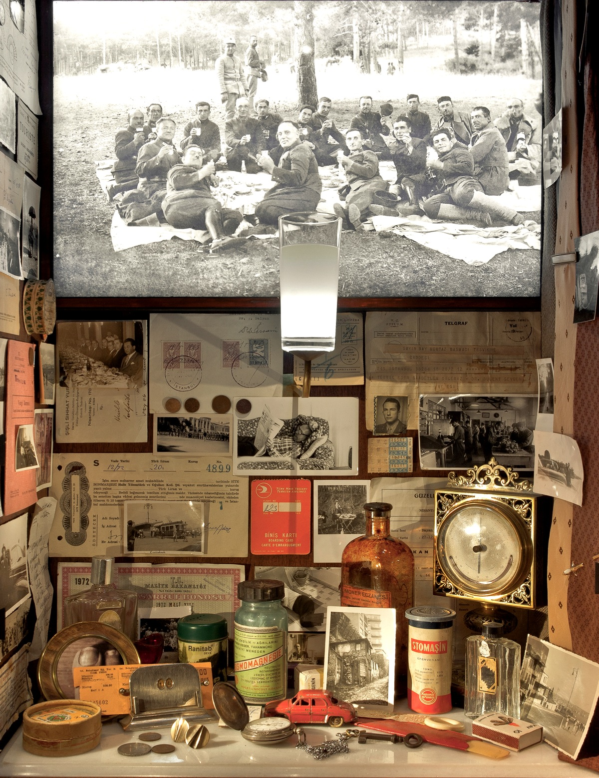 2. The Museum of Innocence at Somerset House. Chapter 47. All rights belong to The Museum of Innocence-blog