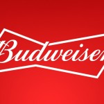 2016 Budweiser 'bowtie' logo by jkr New York