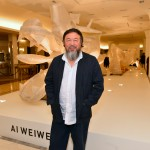 Bon Marche 17 01 16 - Mr Ai Weiwei - vernissage Expo ER XI Ai Weiwei- copyright Say Who