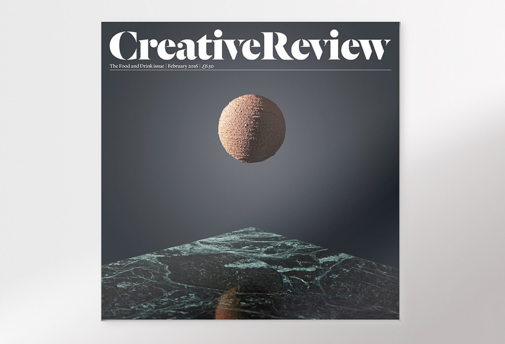 CR Feb 16 cover: image by by Aaron Tilley, Gemma Fletcher, Iain Graham and Kyle Bean
