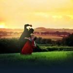Wilfred Emmanuel-Jones and Morris Dancer in The Black Farmer TV ad. Agency: Big Eyes