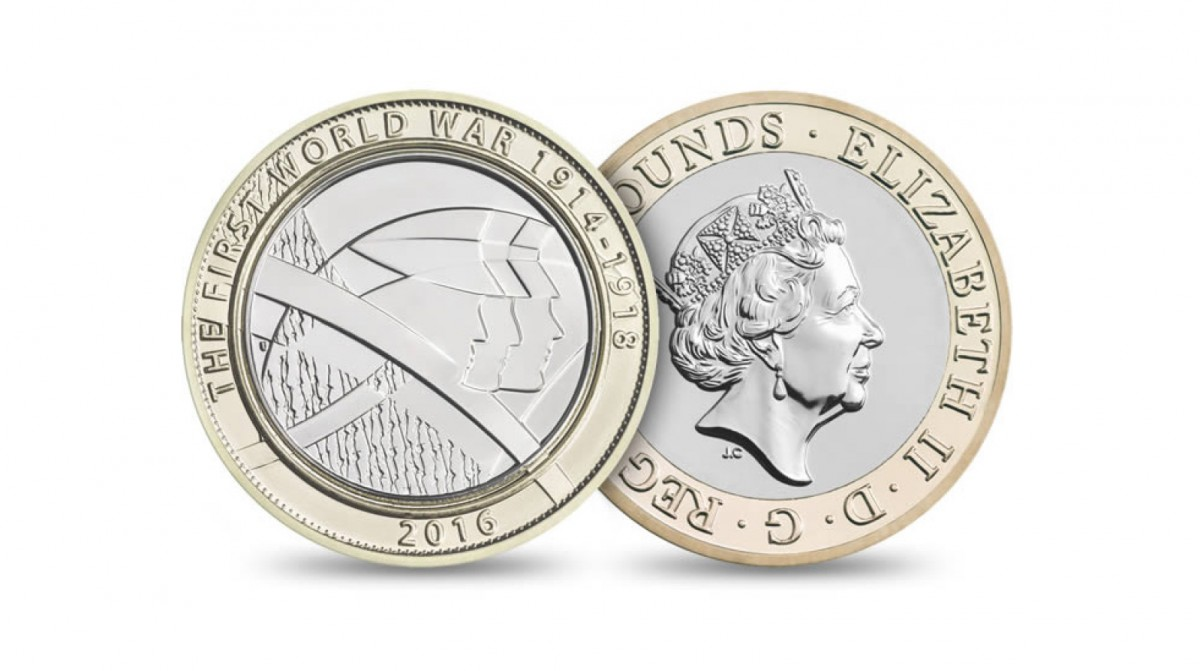 New £2 coin design honours Liverpool's Pals Battalions of 1914