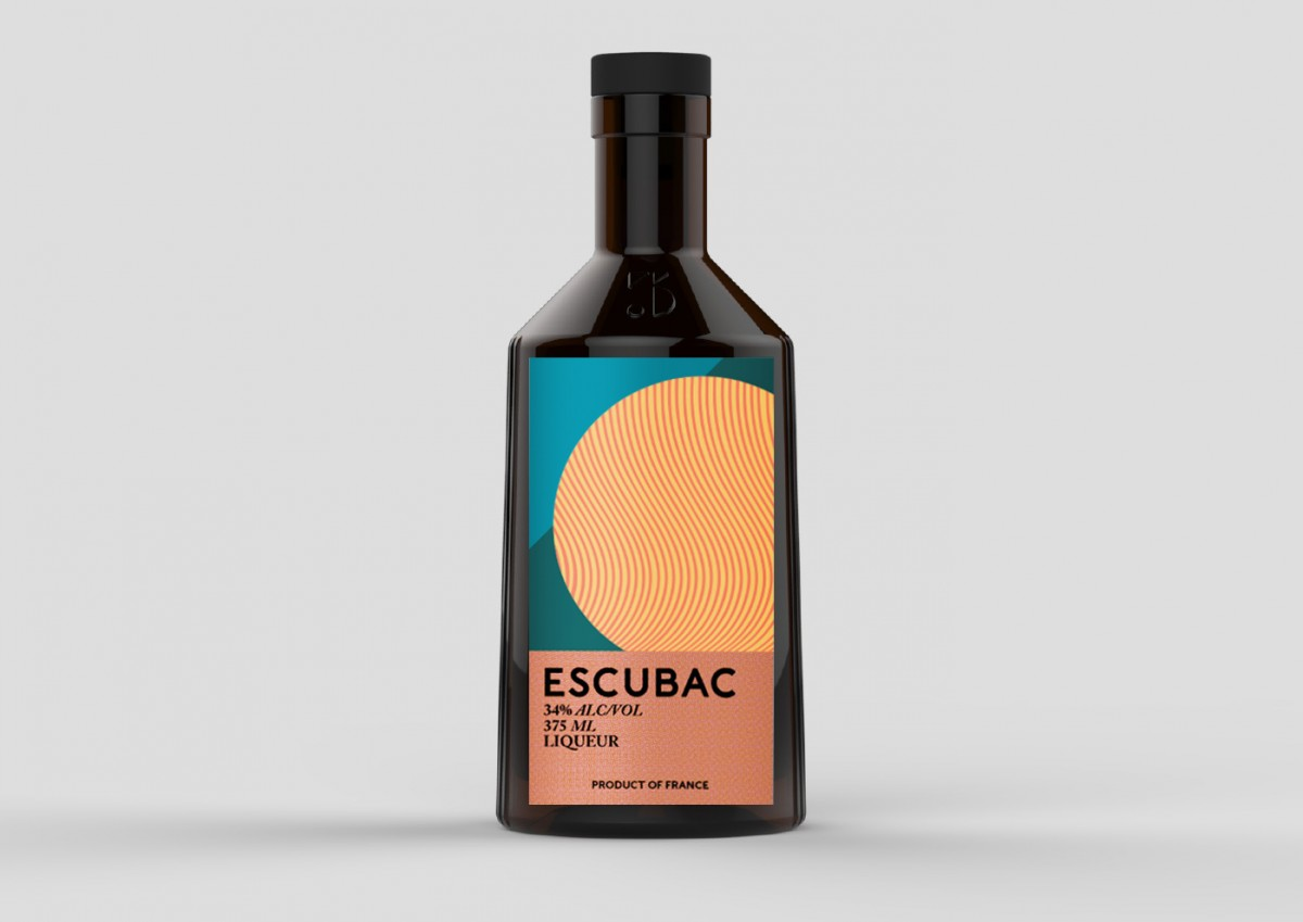 "Sweet dram's first product, Escubac, ""a spicy British cordial, drunk medicinally for centuries"""