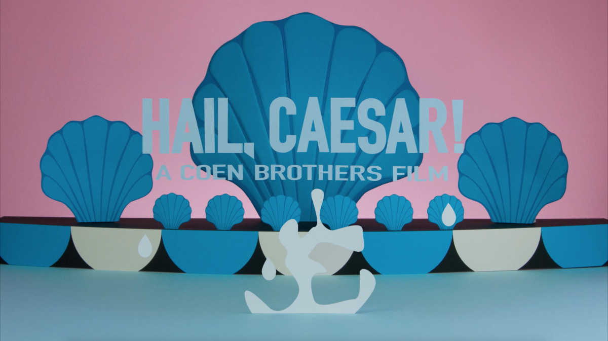 Watch Universal's animated teasers for new Coen brothers' film Hail, Caesar!