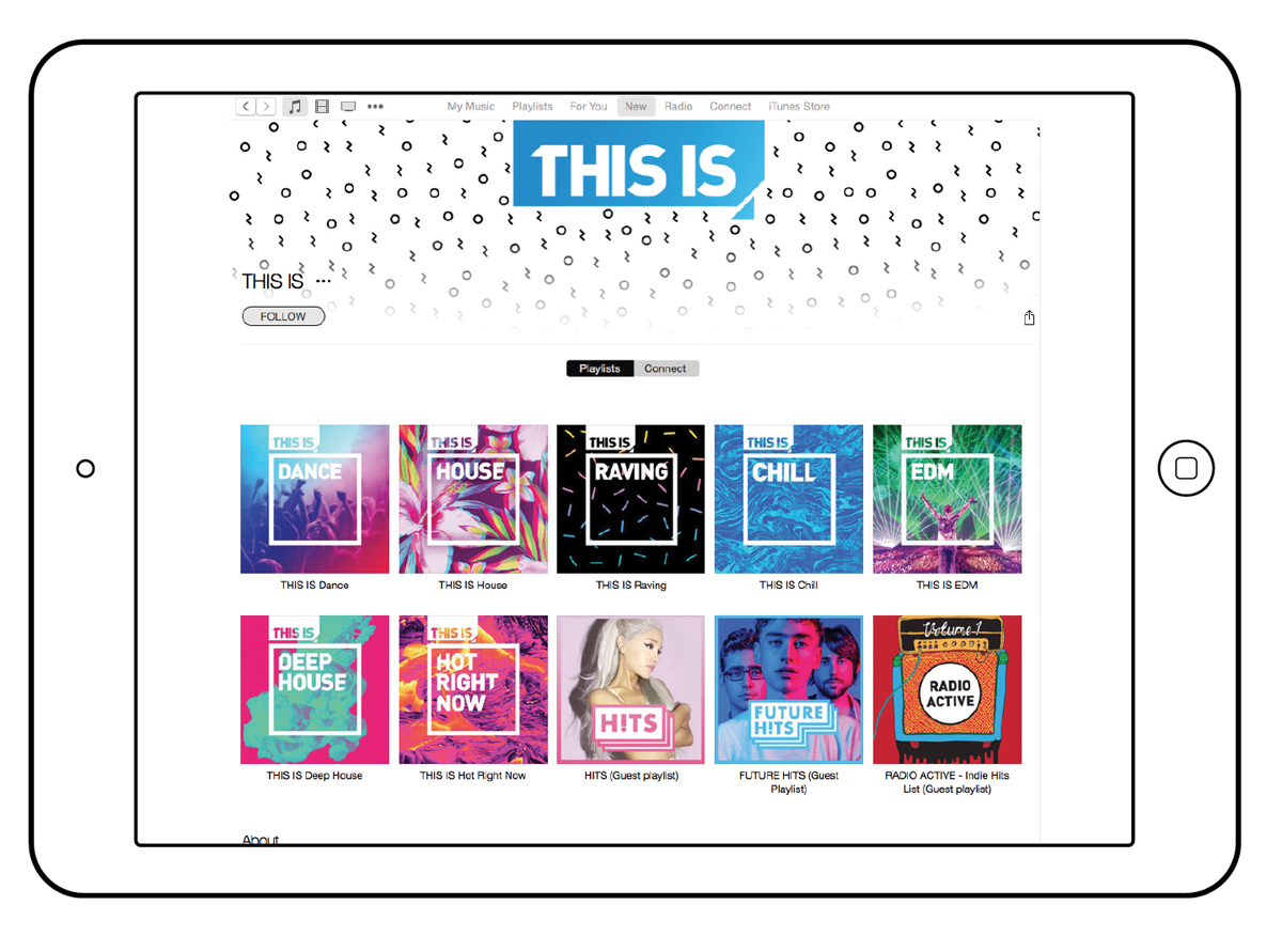 Universal Music's THIS IS playlists brand is a guest curator on Apple Music