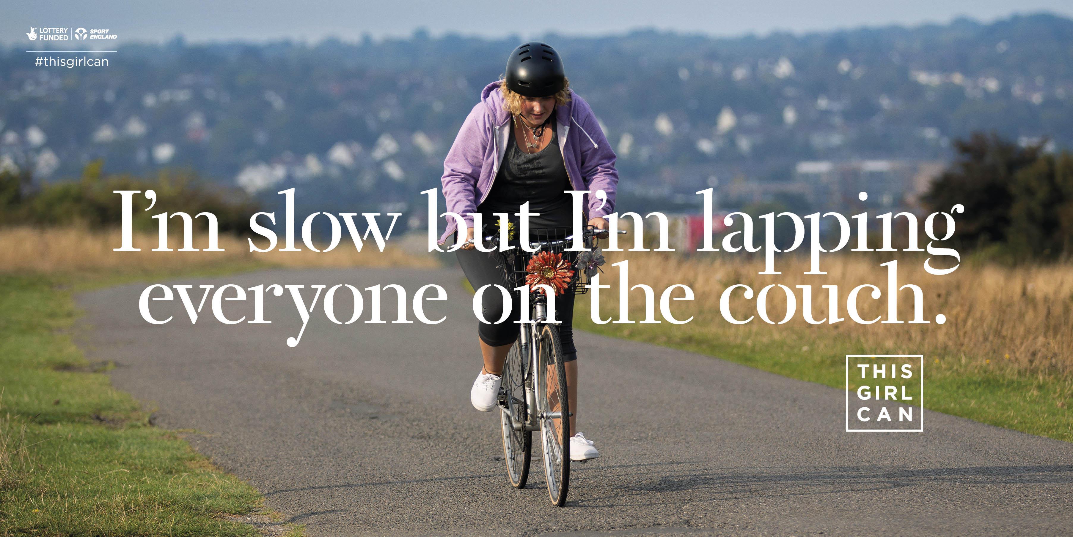 sport campagne voor zelfvertrouwen this girl can
