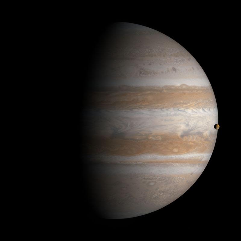 Transit of Io
