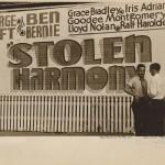 Signboard in Amite City, Louisiana, 1935