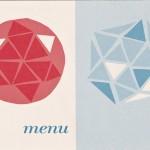 United menu, 1963