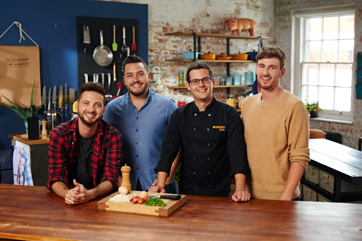 How Sorted became one of YouTube's biggest food channels