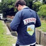 Type 965 Stock Collar Jacket, worn here by Tender's William Kroll