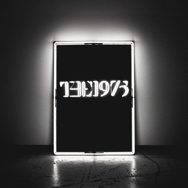 Self Titled, The 1975. Photographer: David Drake. Art Director/Designer: Samuel Burgess-Johnson