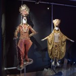 Costumes for the Lion King (1997) (Photo: V&A)