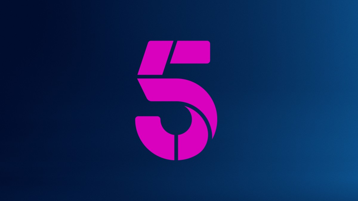 Channel 5 rebrands - Creative Review