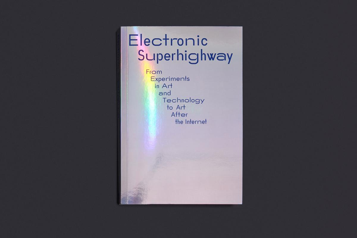 Julia thiết kế catalogue cho nghệ thuật internet chương trình điện tử Siêu xa lộ 7