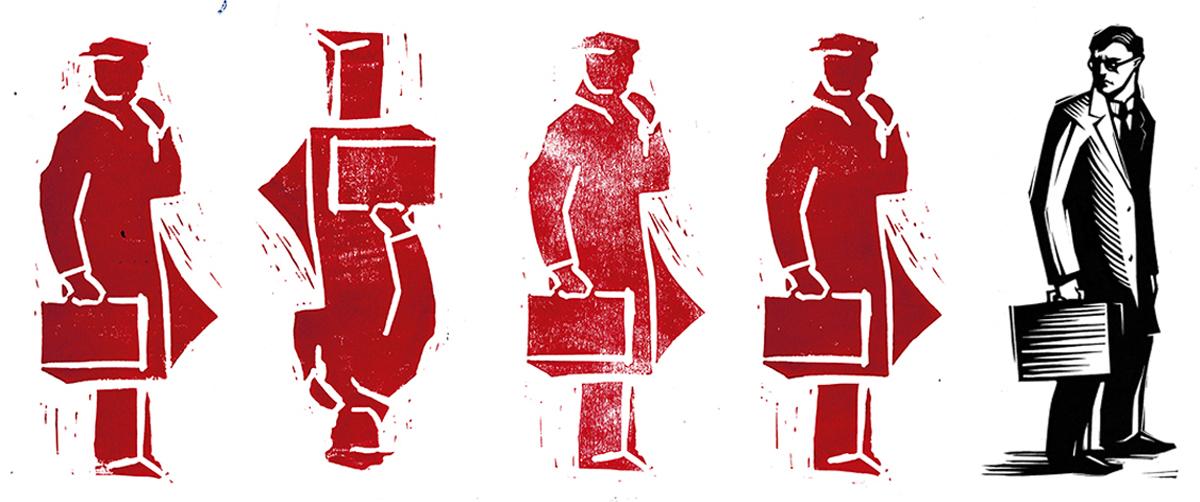 Man Line Up