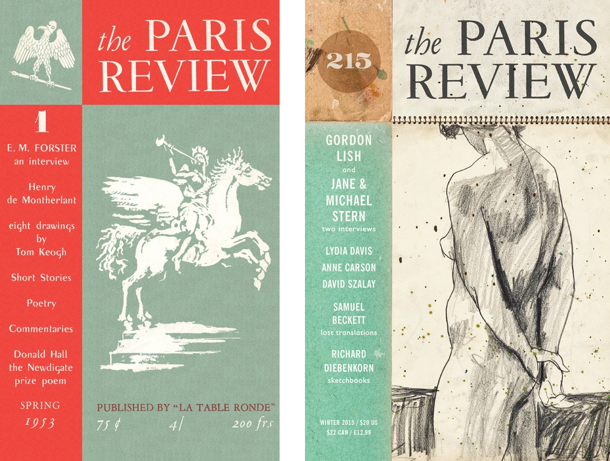 Through design, images and words – six decades of art directing The Paris Review