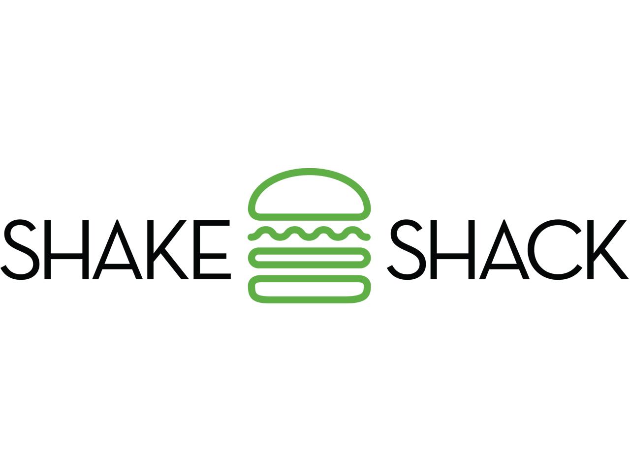 Shake Shack identity by Paula Scher at Pentagram NY