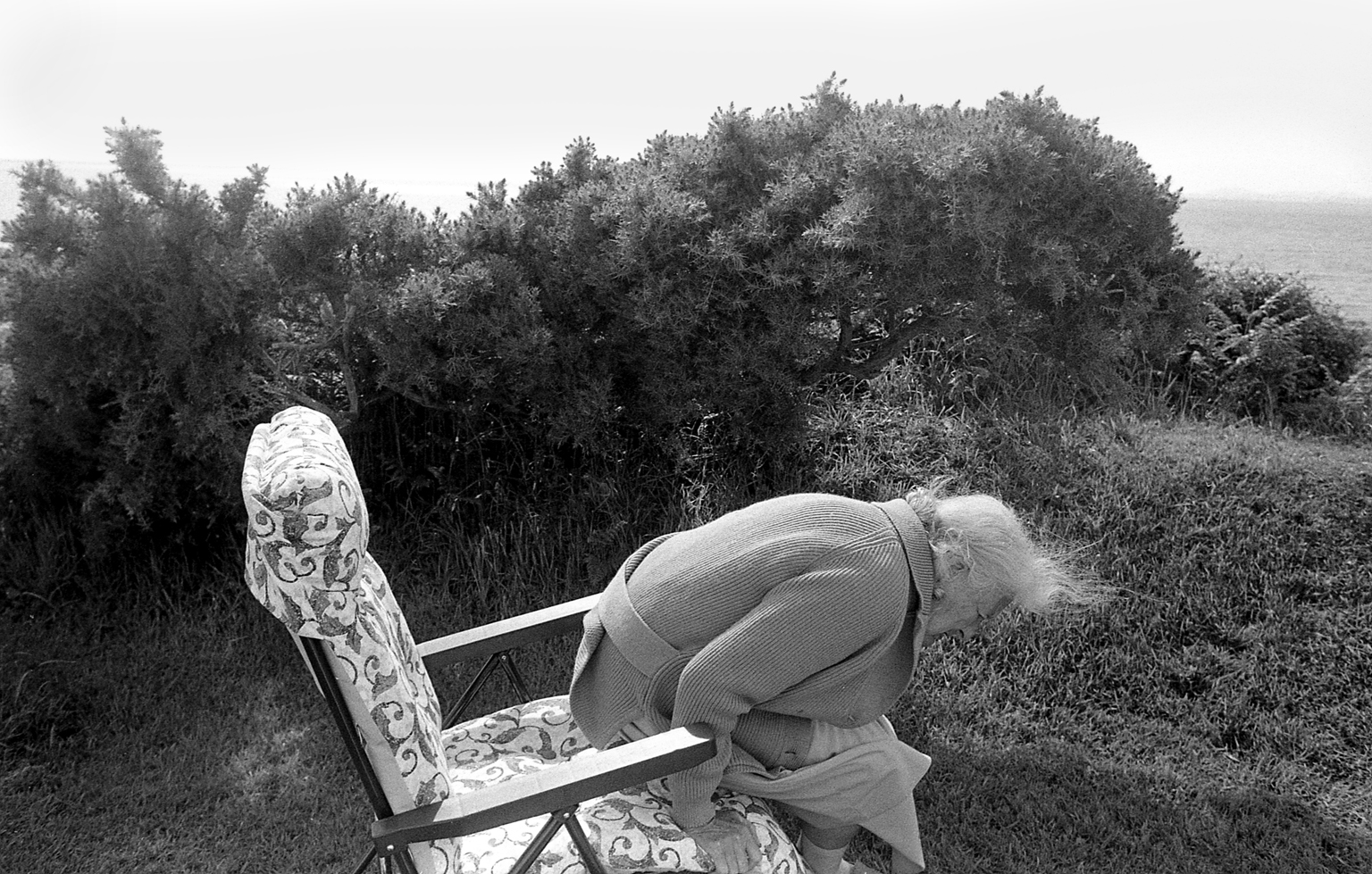Image from Paddy Summerfield's Mother and Father series